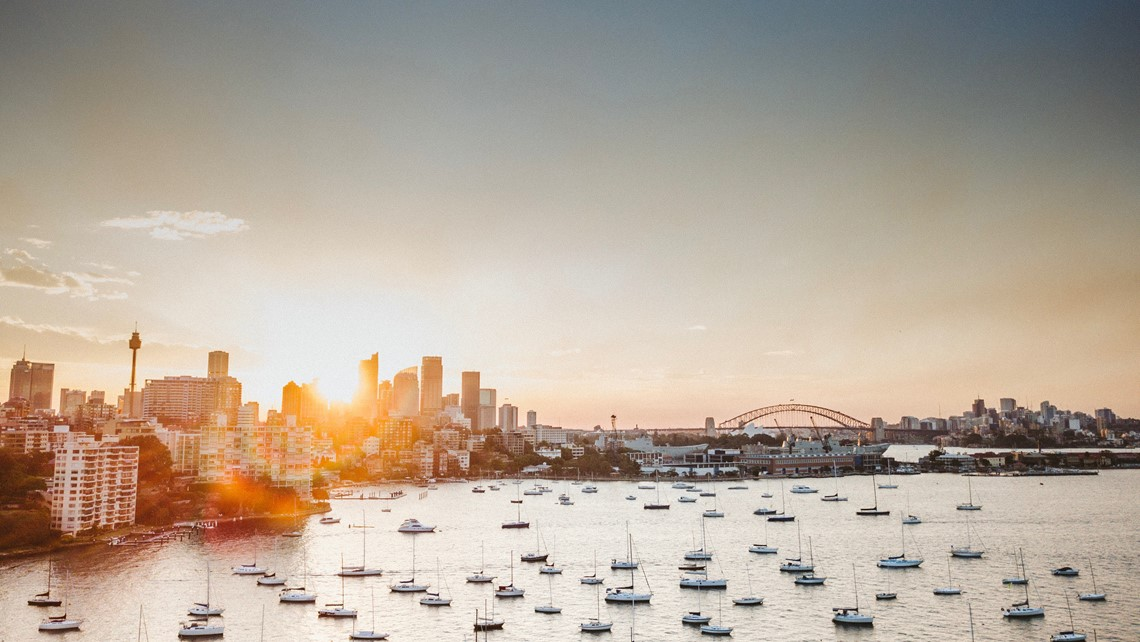 Asian incentive business key to a record year for BESydney