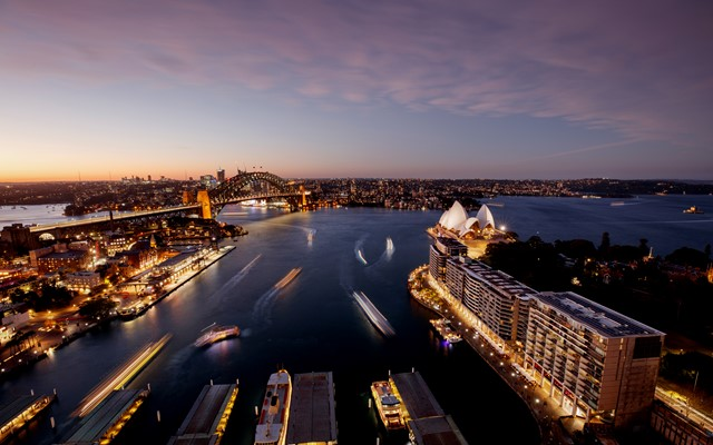 Partnership is key to Sydney's $360 million success