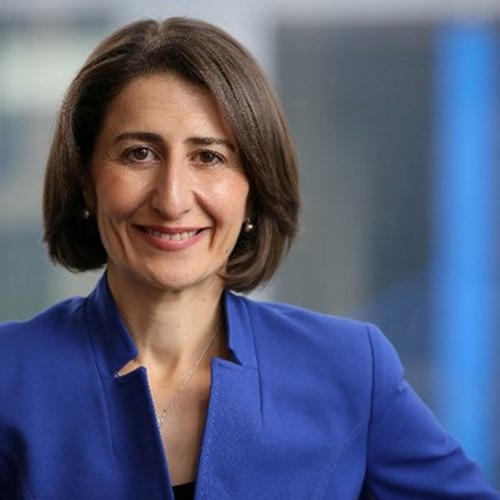 The Hon. Gladys Berejiklian MP, Premier of New South Wales