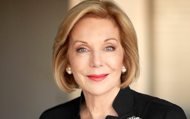 Ita Buttrose shares the secrets of her success with Sydney's event industry