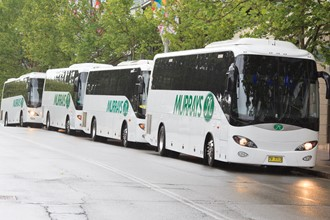 Murrays Coaches, Buses and Limousines