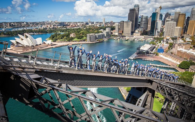 Sydney shines with 3 mega Asian incentives in Q1 2016