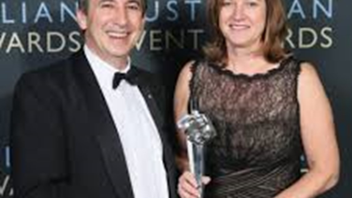 15th World Conference on Lung Cancer wins CIM Magazine Best Meeting or Conference at Australian Event Awards